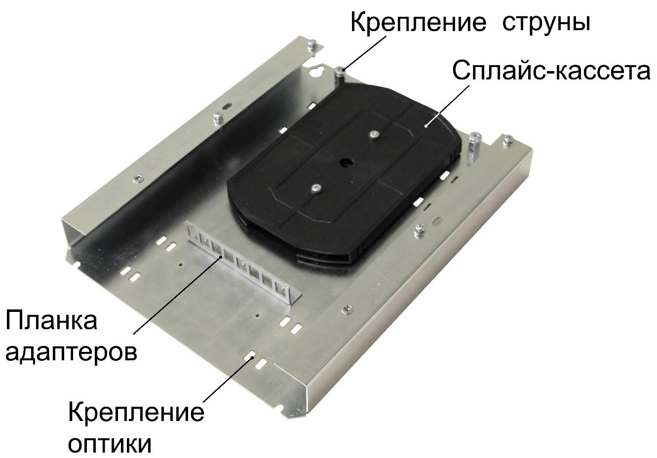 Коммутатор TFortis PSW-1G4F-Box